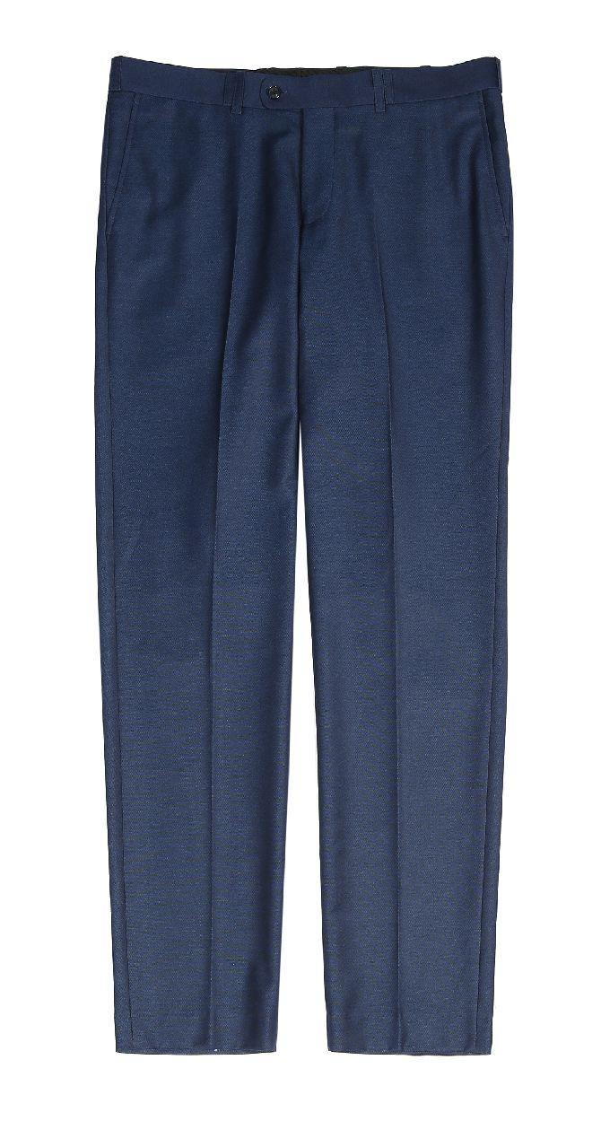 blauwe-pantalon-met-chambray-look