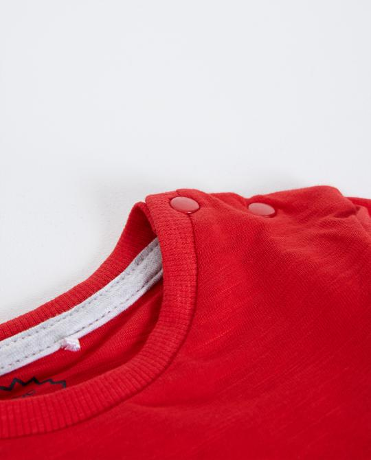 rotes-longsleeve-mit-samt