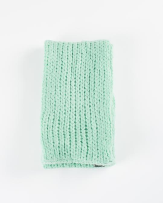 mintgroene-snood-hampton-bays