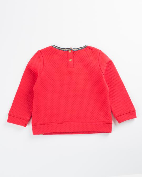 rode-sweater