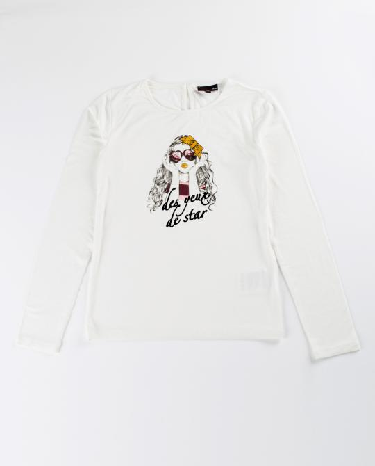 weisses-longsleeve-mit-glitter-coating