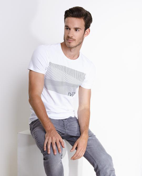 slim-fit-t-shirt-met-print