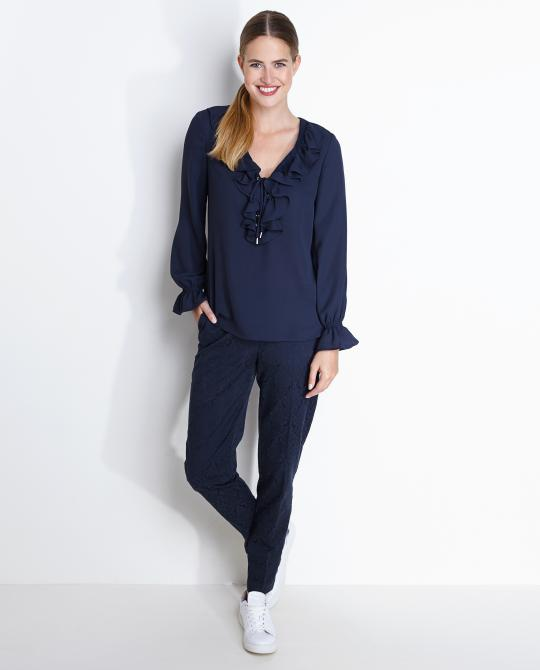 crepe-blouse-met-ruches