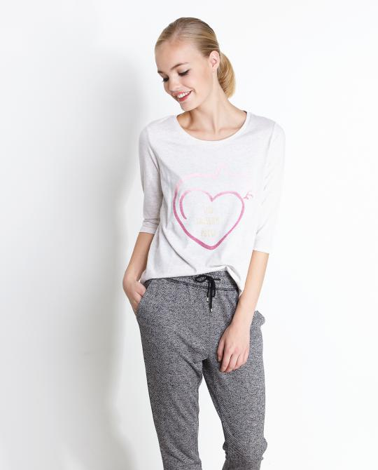 oversized-t-shirt-met-glitterprint