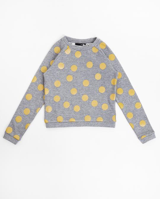 sweater-met-bollenprint
