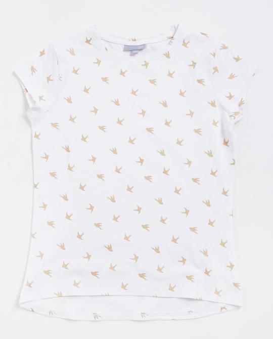 roomwit-t-shirt-met-glitterprint