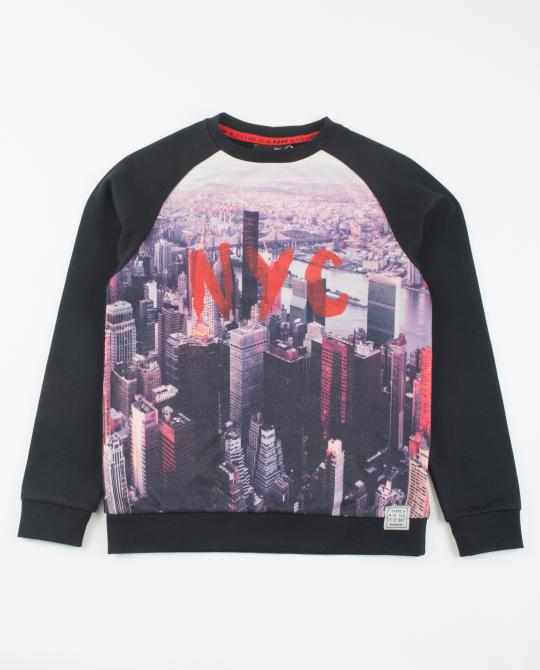 sweater-met-fotoprint