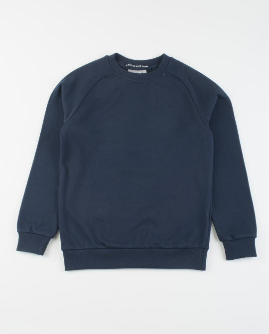 sweat-bleu-marine-uni