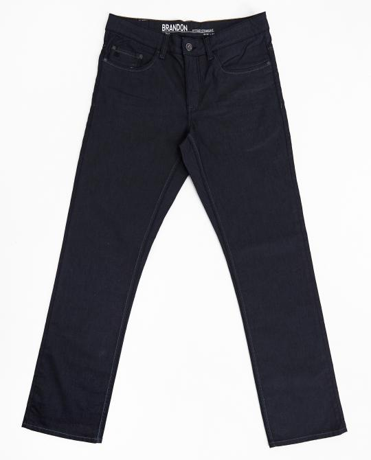 donkergrijze-jeans-met-straight-fit