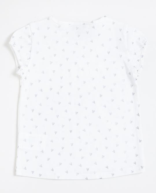 wit-t-shirt-met-glitterprint