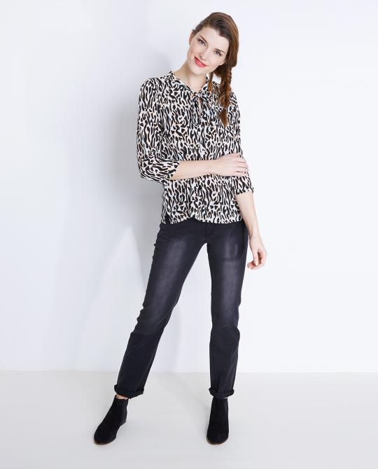 blouse-met-animal-print