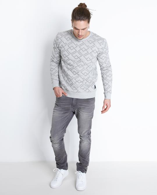 sweater-met-geometrische-print-i-am
