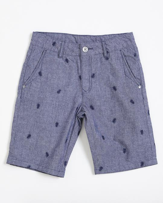 chambray-shorts-mit-print