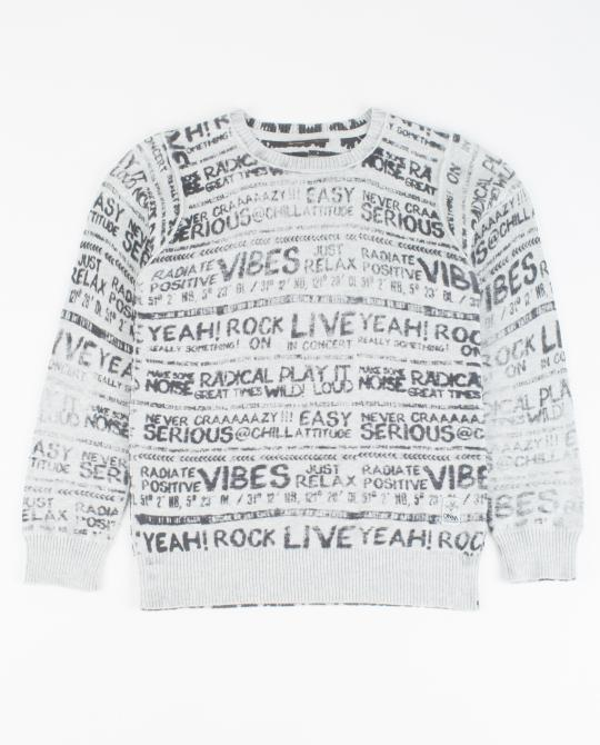 grauer-pullover-mit-all-over-print