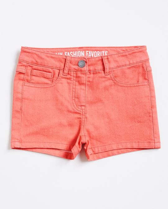 short-rouge-corail
