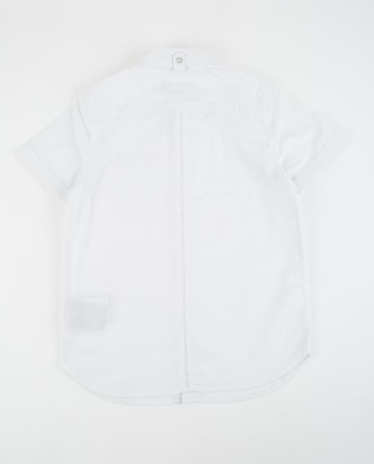 chemise-blanche-a-manches-courtes