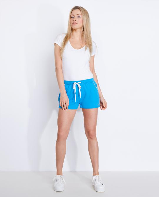 short-bleu-au-look-retro