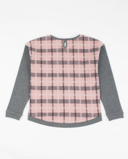 roze-geruite-sweater-ghost-rockers