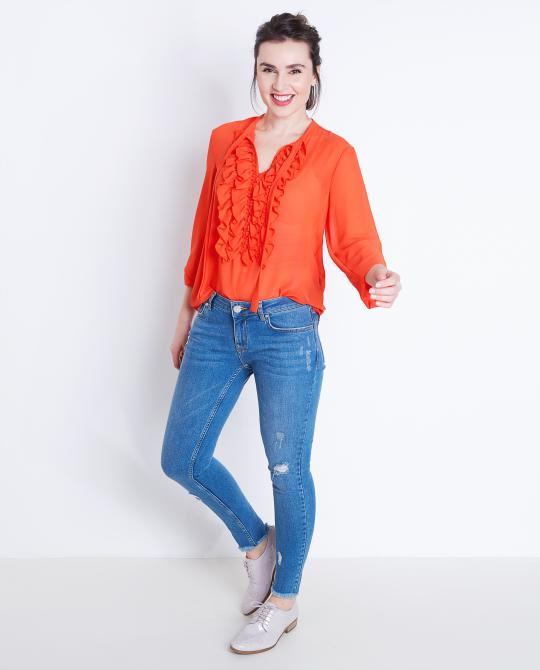 rode-blouse-met-ruches