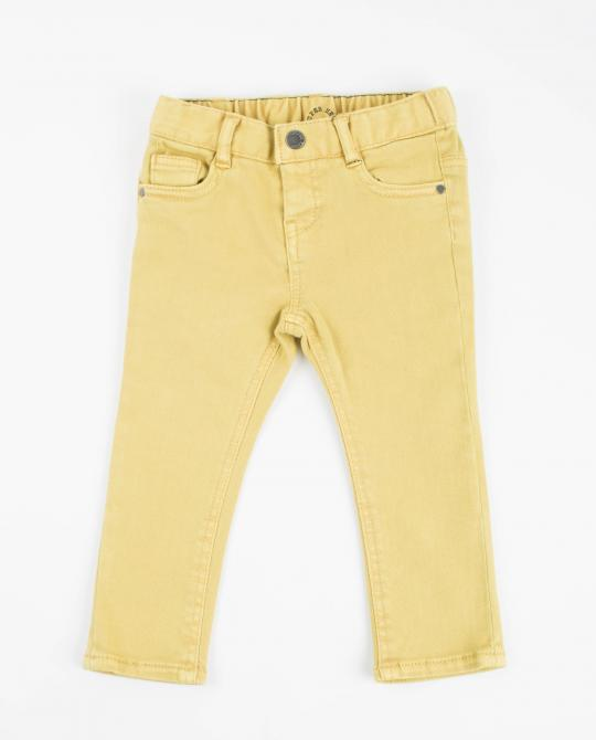 jeans-skinny-jaune-moutarde