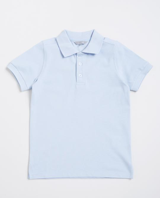 lichtblauwe-basic-polo
