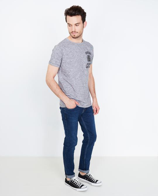 t-shirt-gris-chine-comfort-fit