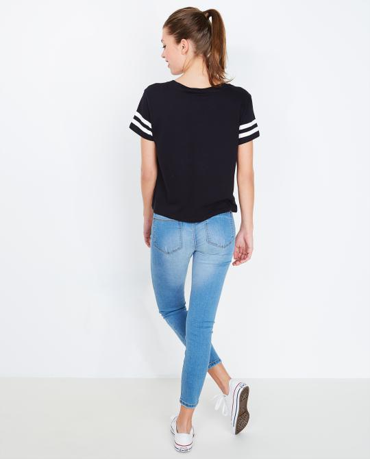 zwart-statement-t-shirt