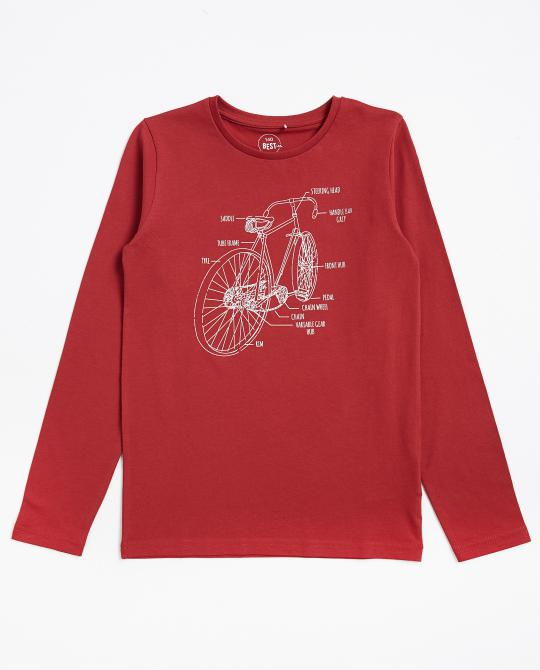 t-shirt-rouge-fonce-a-longues-manches-besties