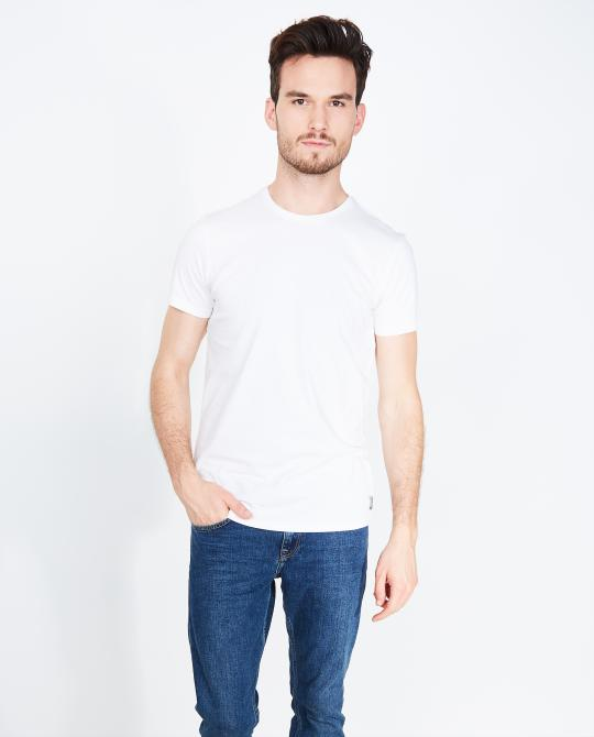 t-shirt-basique-blanc-slim-fit
