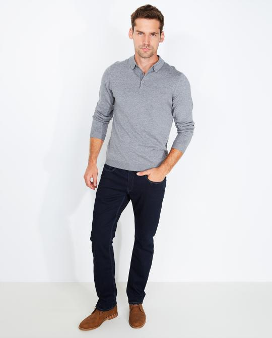 pull-col-polo-gris-en-fin-tricot