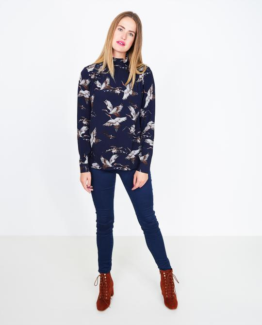 blouse-met-vogelprint-soft-rebels