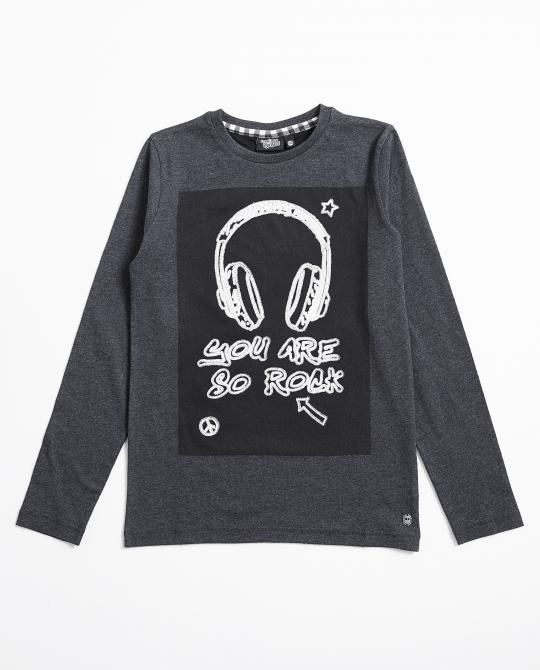 t-shirt-gris-a-longues-manches-ghost-rockers