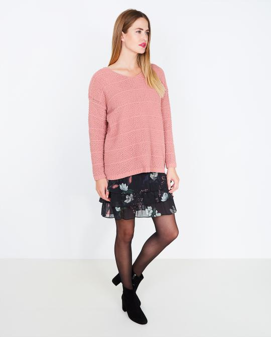 pull-tricote-vieux-rose-soft-rebels