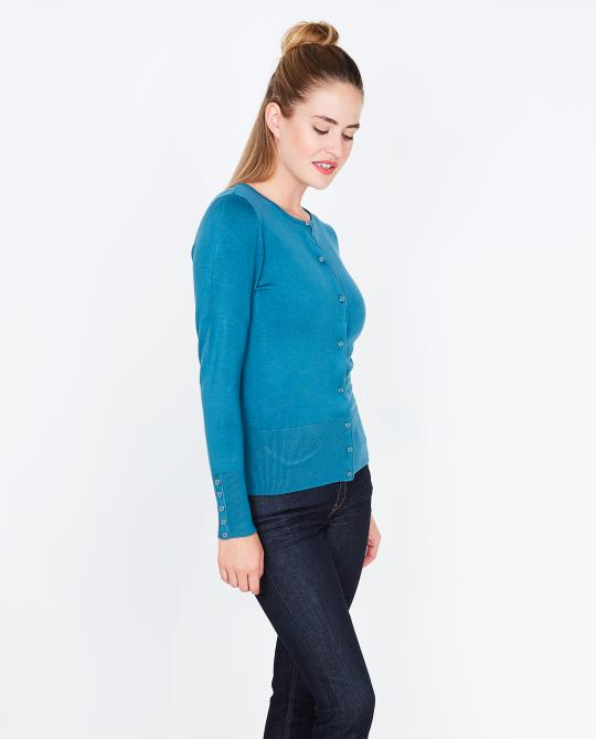 teal-basic-cardigan